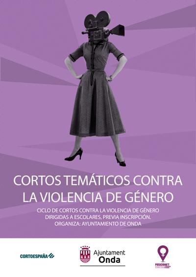 Cortos contra la violencia de género