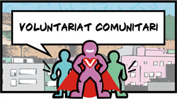 Voluntariado comunitario